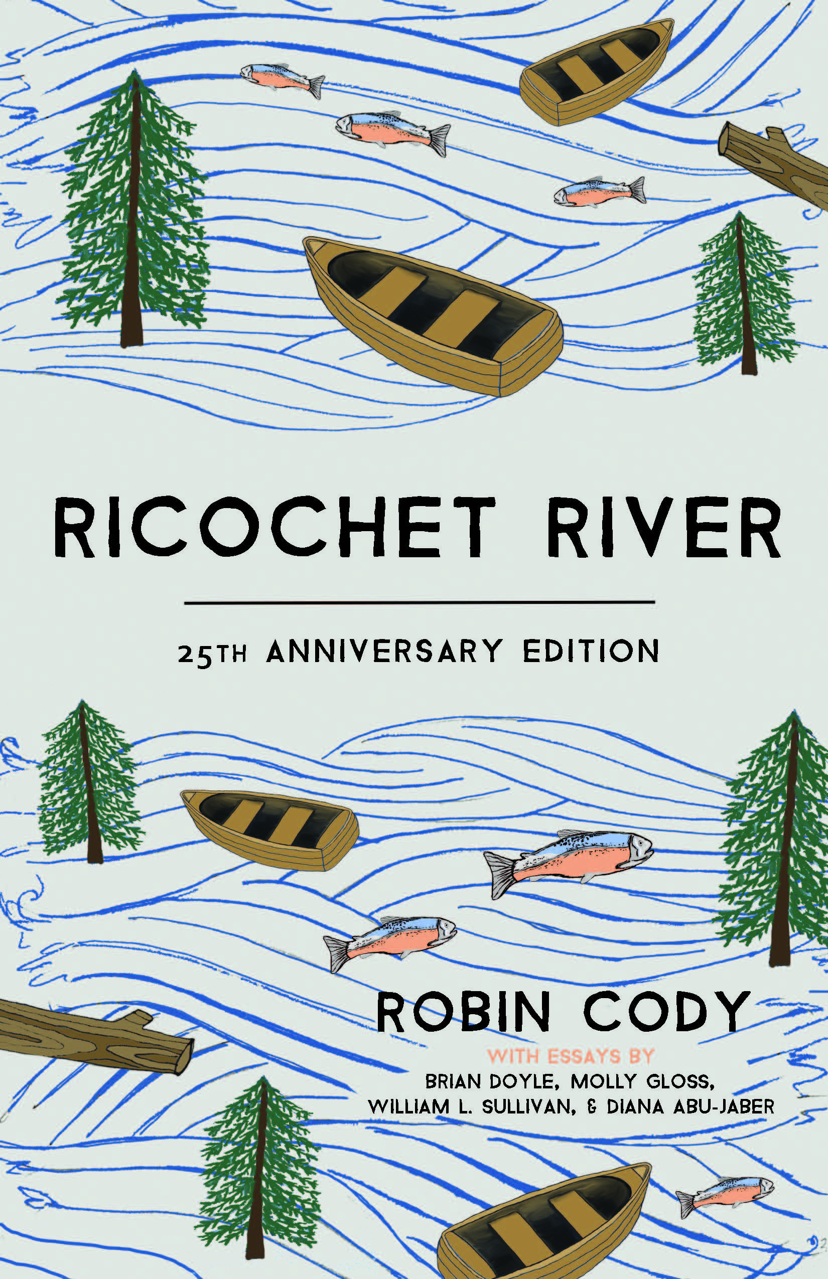 Ricochet River By Robin Cody Book Cover